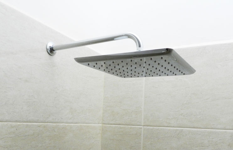 Regadera De Baño Cuadrada:Muebles para baño y accesorioss