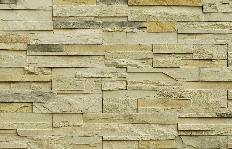 Piedra cultivada para exteriores e interiores con texturas - Pared interior de piedra ...