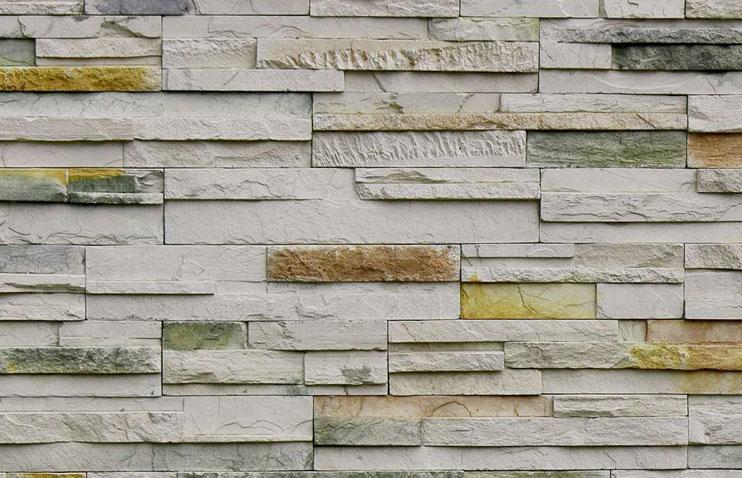 Piedra cultivada para exteriores e interiores con texturas - Paredes rusticas exteriores ...